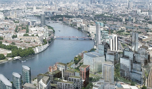 Would you cross these bridges? Check out a few Nine Elms to Pimlico Bridge entries for Londons River Thames