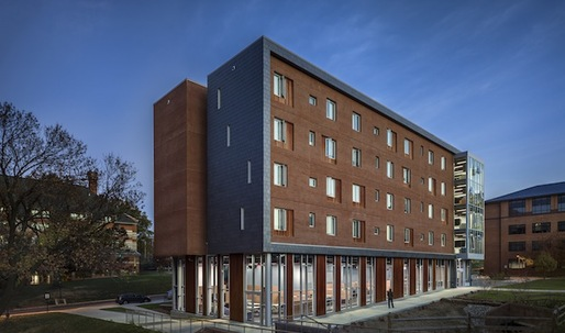 The Radical Challenge of Building a Dorm for the Deaf