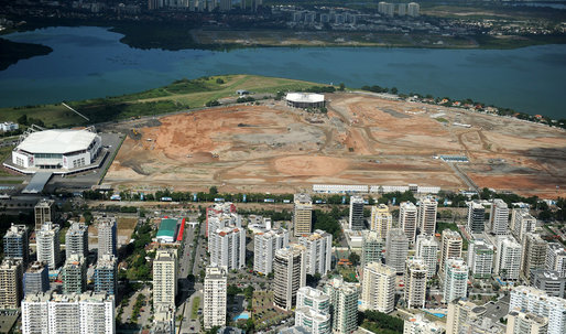 Olympics Set To Transform Rio — But For Better Or Worse?