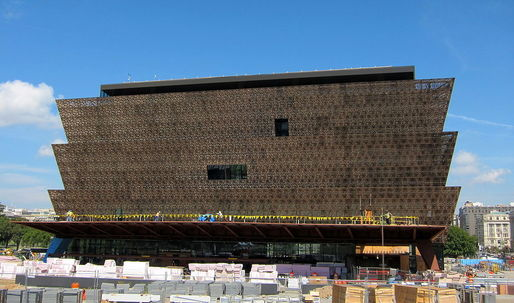 What architecture means to Zena Howard, project leader of the National Museum of African American History and Culture