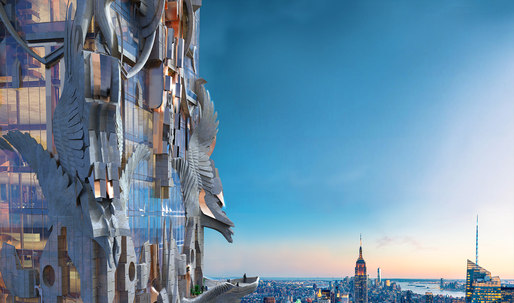 Mark Foster Gage wants to propose this Game of Thrones-like skyscraper for NYC