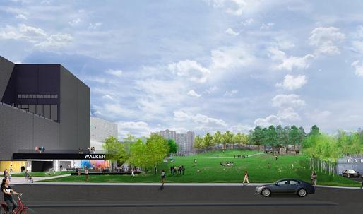 Walker Art Center goes green in $75 million project