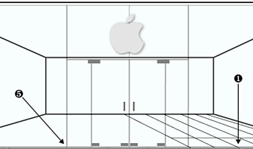 Apple's Designers Work Towards Storefront Symmetry