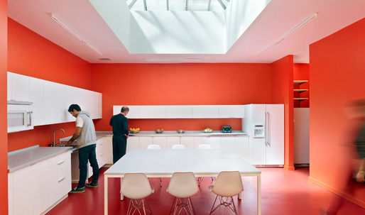 "Ten Top Images on Archinects ""Color"" Pinterest Board"