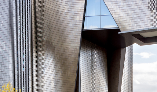 "The resounding success of Allied Works Architecture's ""National Music Center"""