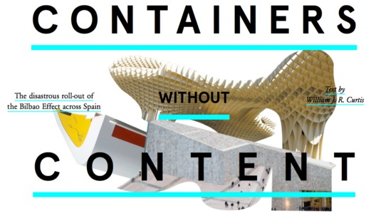 Containers without Content