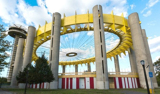 Philip Johnsons New York State Pavilion will get a $14.25M renovation