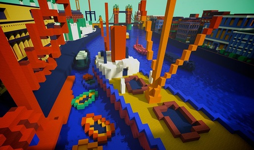 Tate Museum Creates Minecraft World Inspired by Famous Paintings