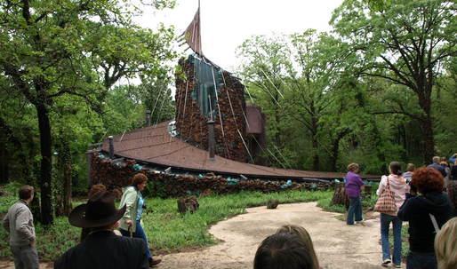 RIP: Bruce Goffs Bavinger House demolished