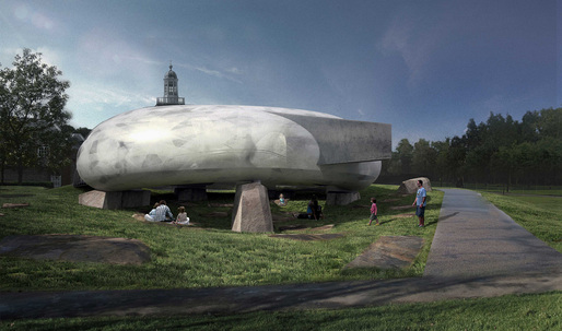 Smiljan Radic to design 14th Serpentine Galleries Pavilion