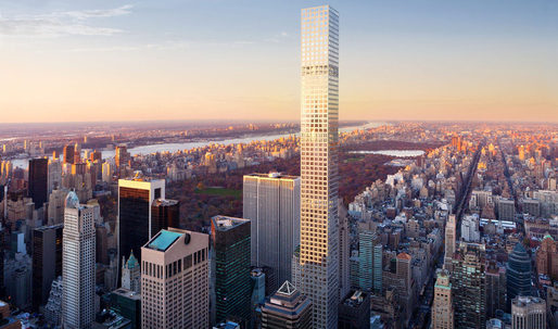 Work at Manhattans 432 Park Ave tower ordered to stop after pipe falls from 81st floor