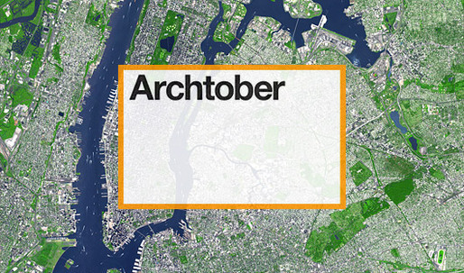 Archinect's Must-Do Picks for Archtober 2013 - Week 2 (Oct. 9-16)