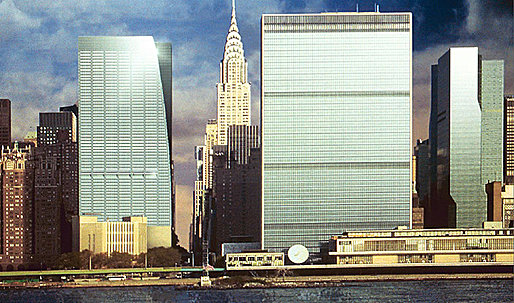 Maki and FXFowle Get to Work on U.N. Tower