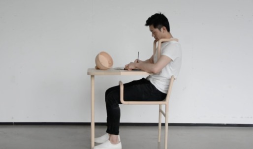 Rethinking furniture as 'symbiotic objects'
