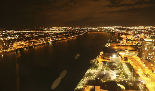 65,000 new streetlights illuminate Detroit—heres why thats important