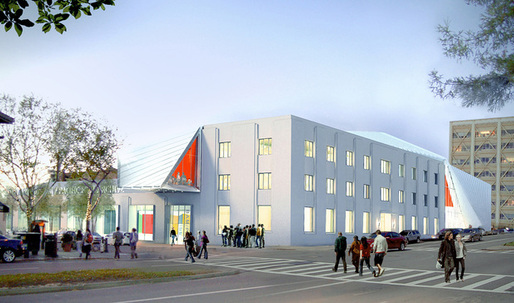 DS+R's new Berkeley Art Museum gets opening date