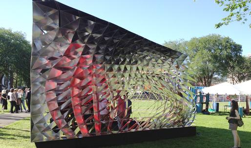 Yale Assembly Pavilion