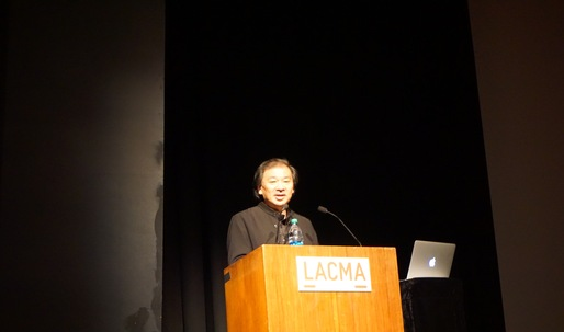 Between the Temporary and the Monumental: A Review of Shigeru Ban's Lecture at LACMA