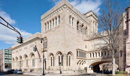 A world-class encyclopedic art museum, complex re-opens in New Haven