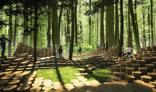 First look at the 2017 International Garden Festival landscape installations