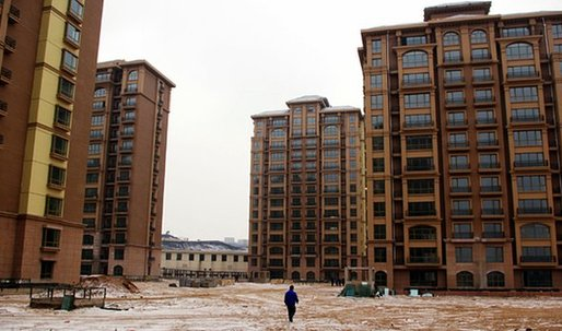 Ordos: The biggest ghost town in China