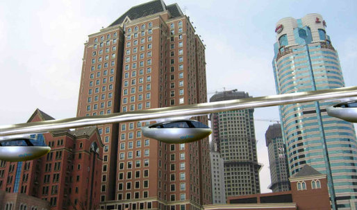 Sky Cars Coming to Tel Aviv in 2015