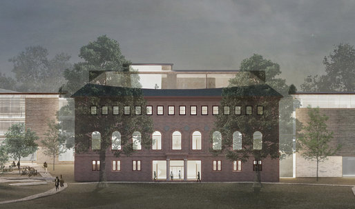 Maya Lin reveals designs for Smith College library revamp