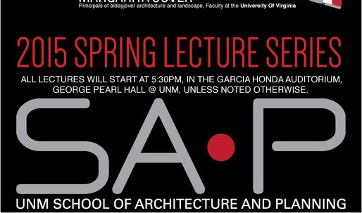 Get Lectured: University of New Mexico, Spring '15