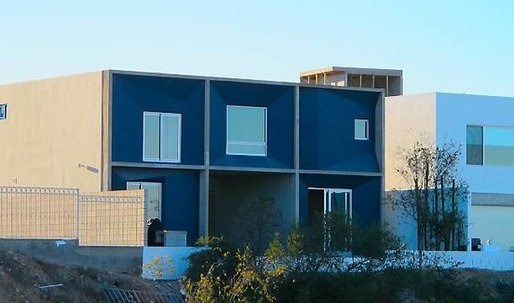 Minimalist Homes Rise in Tijuana as Violence Subsides