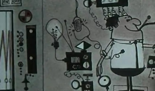 Charles and Ray Eames Explain the Computer Revolution