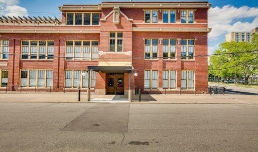 In Detroit, a Groundbreaking School Comes Back as Condos