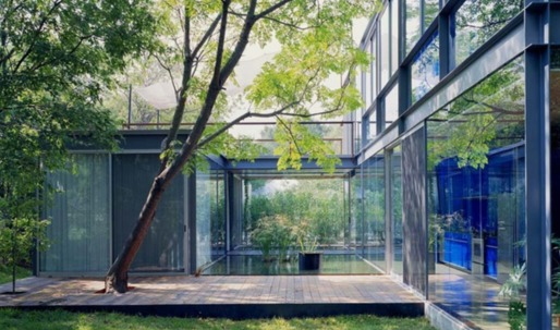 "Ten Top Images on Archinect's ""Glass"" Pinterest Board"