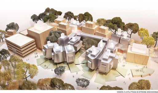 Frank Gehry to design new Krakow Academy of Music complex