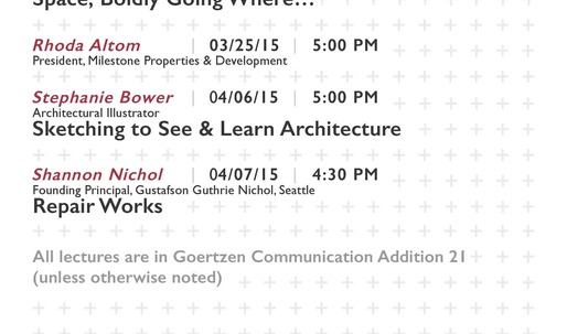 Get Lectured: Washington State University, Spring '15