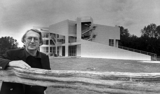 Richard Meier's Practice at 50