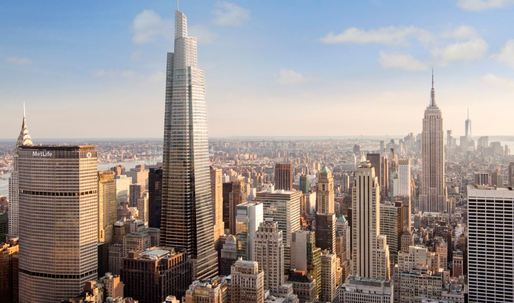 New Renderings & Video of One Vanderbilt, Midtown NY's Future Tallest Office Tower