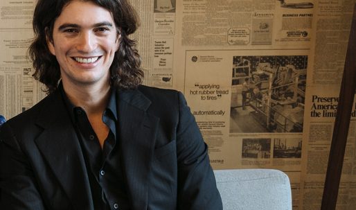 Can WeWork re-engineer the spatial dynamics of society?