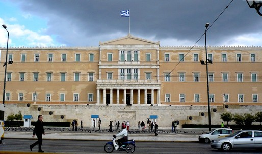 Architecture in crisis: reports from Greece