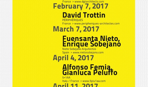 Get Lectured: Kent State University Florence, Spring 17