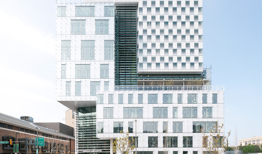 Behnisch Architekten Completes John and Frances Angelos Law Center for the University of Baltimore
