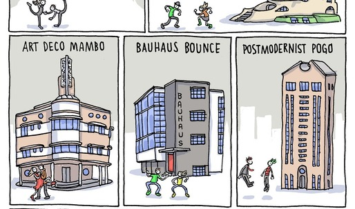 9 Ways to Dance About Architecture