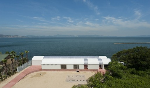 "Interview with CASE-REAL, architects of ""Restaurant on the Sea"""
