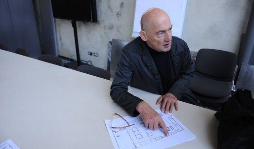 "SPIEGEL interviews Koolhaas: ""We shouldnt tear down buildings we can still use"""
