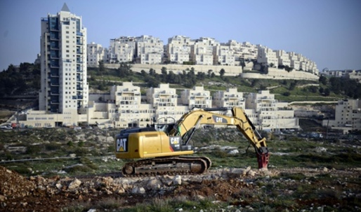 RIBA proposes boycott of Israeli Association of United Architects' over Palestinian settlements