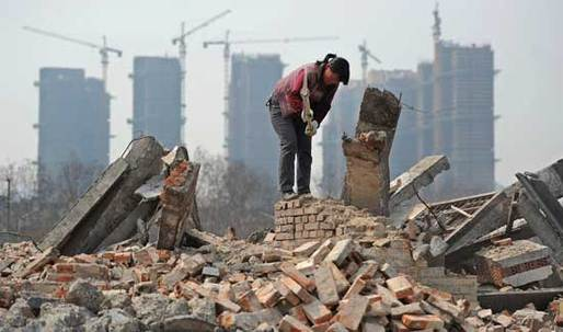 Wang Shu blasts demolition culture in China