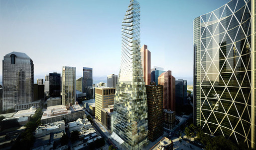 Canadian telecom giant TELUS taps BIG for landmark tower in Calgary
