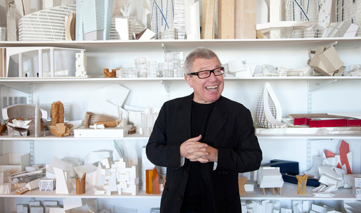 Daniel Libeskind turns 70; designs Musical Labyrinth for Frankfurt Opera