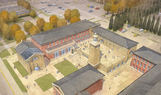 New Notre Dame School of Architecture building breaks ground