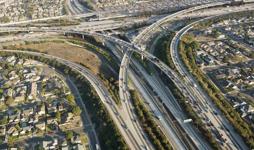 Watch Los Angeles's Road Network Grow, From 1888 to 2010