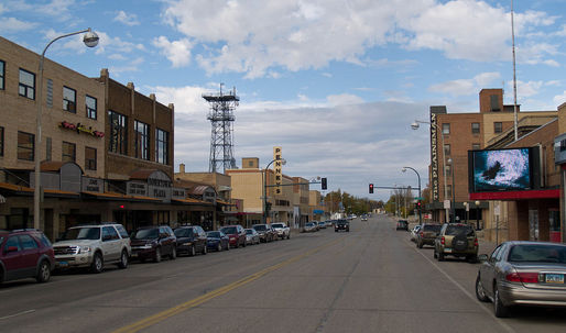 How record low oil prices shape the fate of America's boomtown, Williston, North Dakota